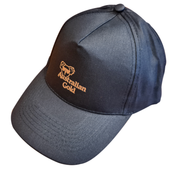 Australian Gold Cap Black