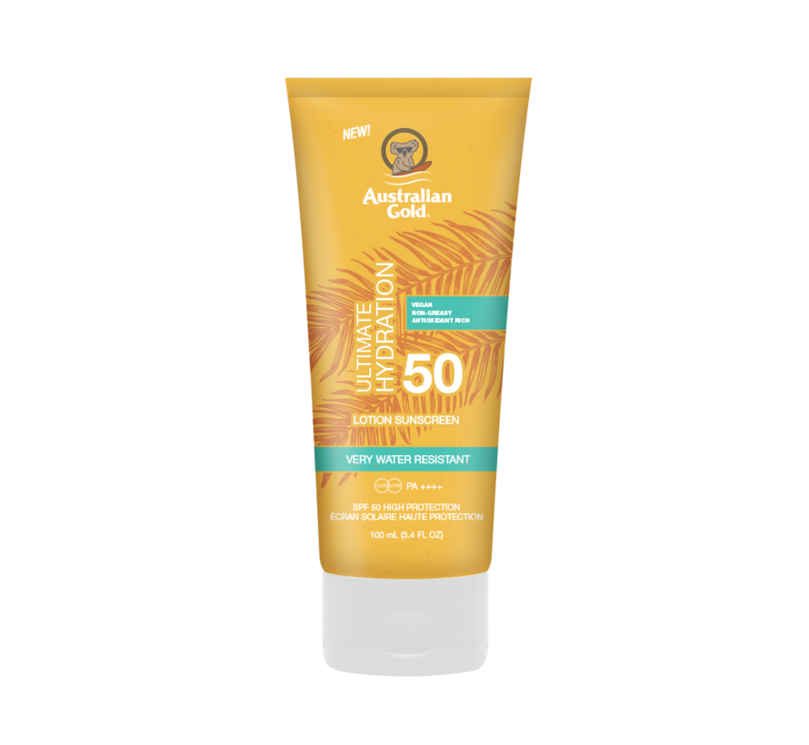 LSF 50 Lotion ohne Bronzer 100ml - Reiseverpackung