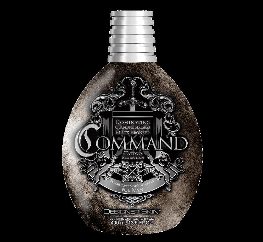 Command - Zonnebankcrème
