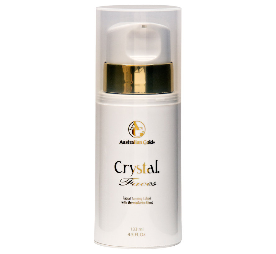 Crystal Faces - tanning bed lotions