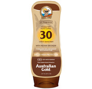 Australian Gold SPF 30 Lotion with bronzer