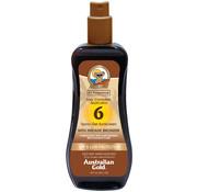 Australian Gold SPF 6 Spray Gel + Bronzer
