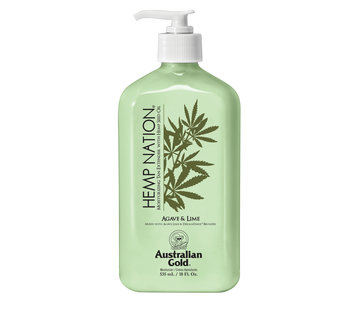 Australian Gold Hemp Nation Agave And Lime Body Lotion