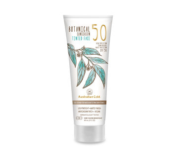 Australian Gold SPF 50 Botanical Tinted Face - Medium-Tan