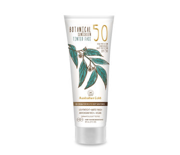 Australian Gold SPF 50 Botanical Tinted Face - Rich-Deep