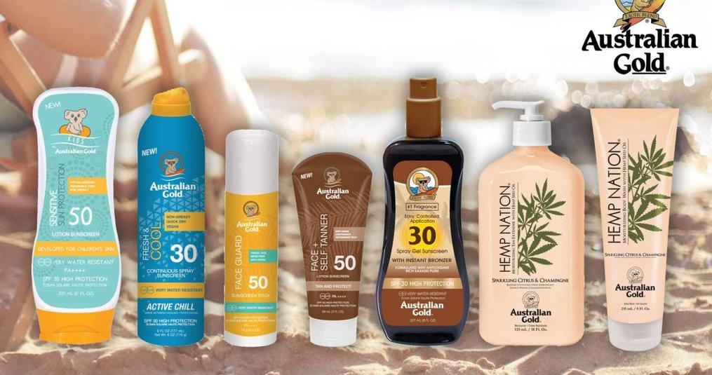 Verantwoord zonnen, je weerstand verhogen én mooi bruinen | Australian Gold®