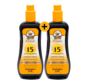 2x SPF 15 Spray Oil - Super Voordeel Set van €35,90 voor €24,50