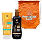 Grand Prix Set – SPF 50 lotion zonder bronzers + SPF 30 spray gel met bronzers 100ml - zonnebrandcrème