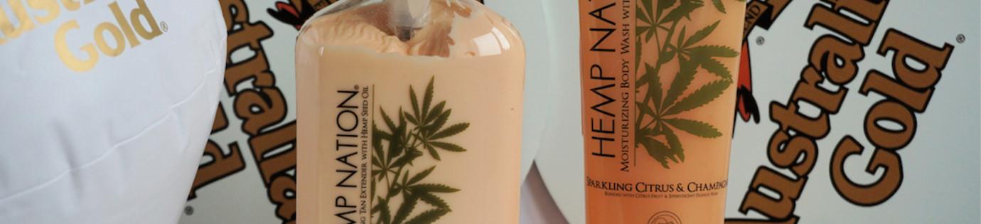 Heerlijke nieuwe aftersun en bodywash! Australian Gold Hemp Nation Sparkling Citrus & Champagne