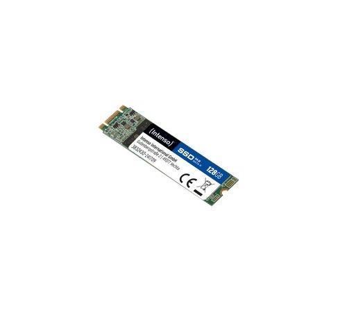 Intenso SSD  m.2 128GB ( 520MB/s Read 300MB/s )