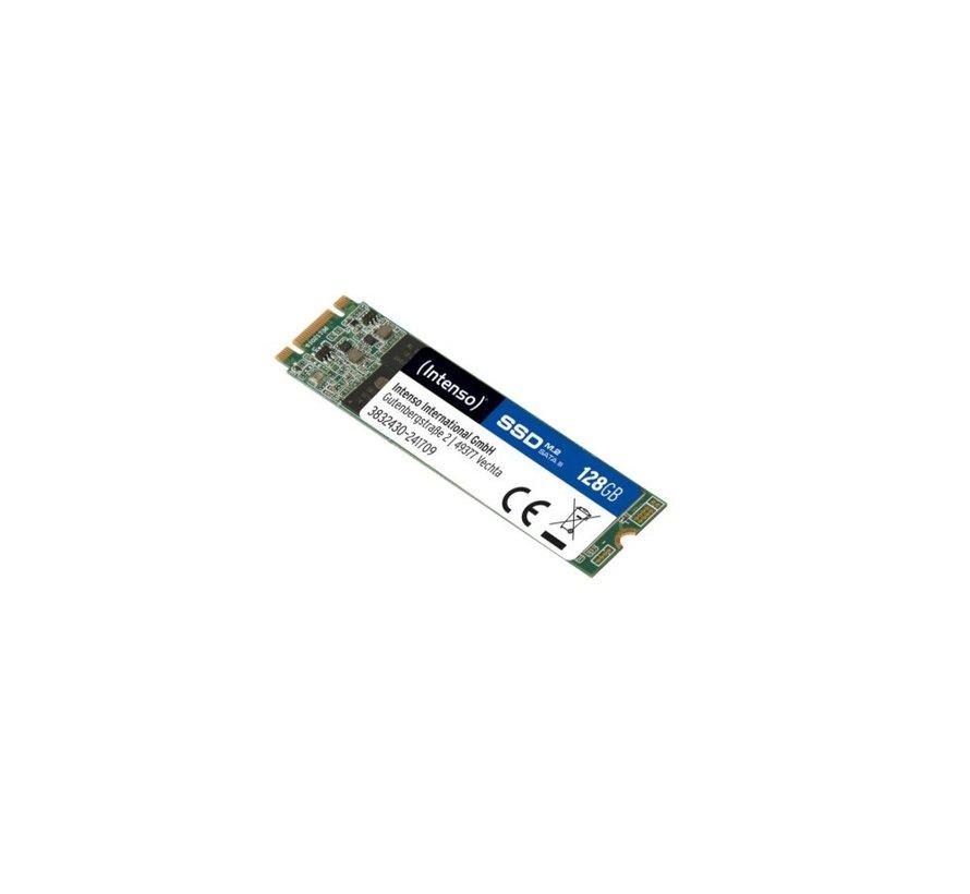 SSD  m.2 128GB ( 520MB/s Read 300MB/s )