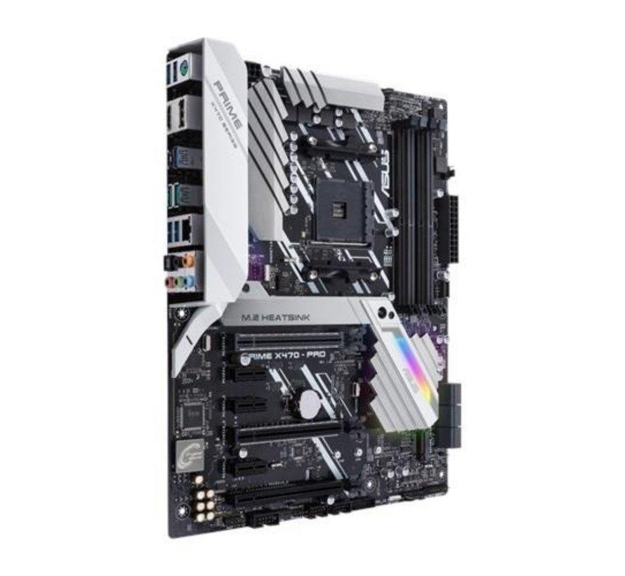 Prime X470-Pro AM4 / m.2 / DisplayPort / PCI-E / ATX