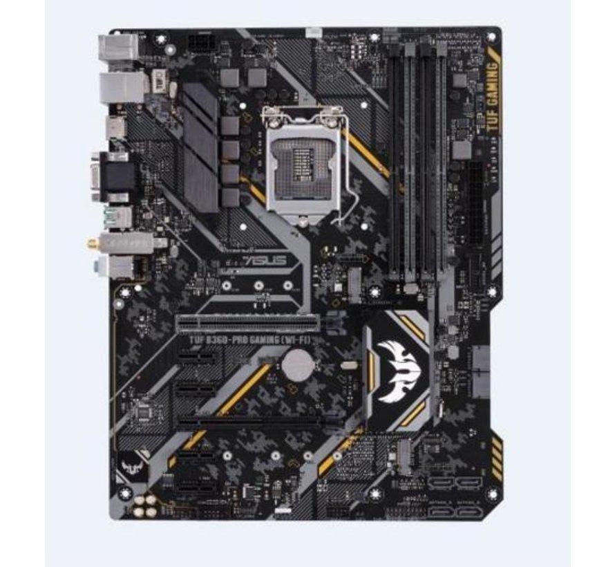 MB  TUF B360-Pro Gaming (WiFi) / 8th comp/ 4x DDR4 / ATX