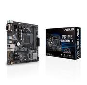 Asus ASUS PRIME B450M-K moederbord Socket AM4 Micro ATX AMD B450