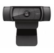 Logitech C920 webcam 15 MP 1920 x 1080 Pixels USB 2.0 Zwart