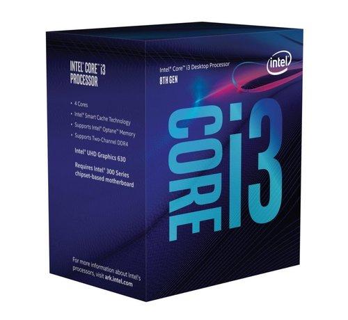 Intel CPU ® Core™ i3-8300 8th /3.7Ghz / Quad Core/ LGA1151v2