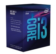 Intel CPU ® Core™ i3-8350K 8th /4Ghz / Quad Core/ LGA1151