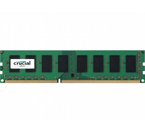 Crucial MEM  8GB DDR3 / 1600 DIMM  (Low volt.)