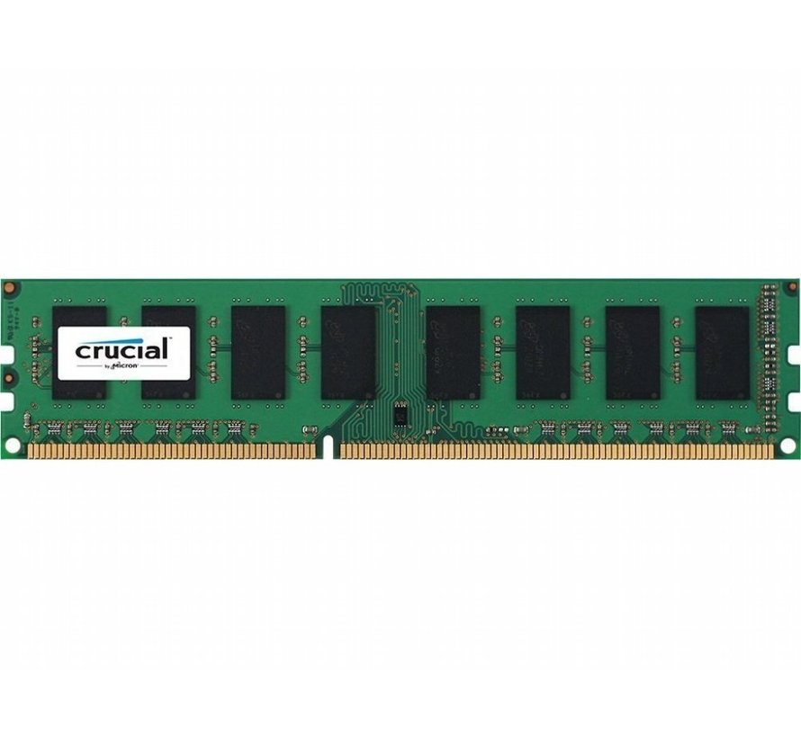 MEM  8GB DDR3 / 1600 DIMM  (Low volt.)