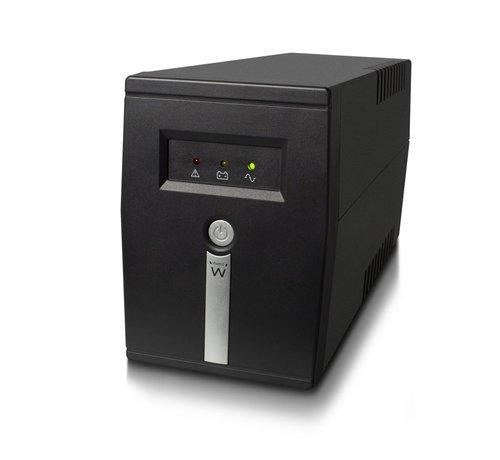 Ewent UPS 800VA Line Interactive with AVR, 1 x CEE7/3 port &