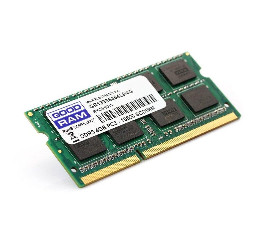 MEM  4096MB ( 4GB ) DDR3/1600 SODIMM
