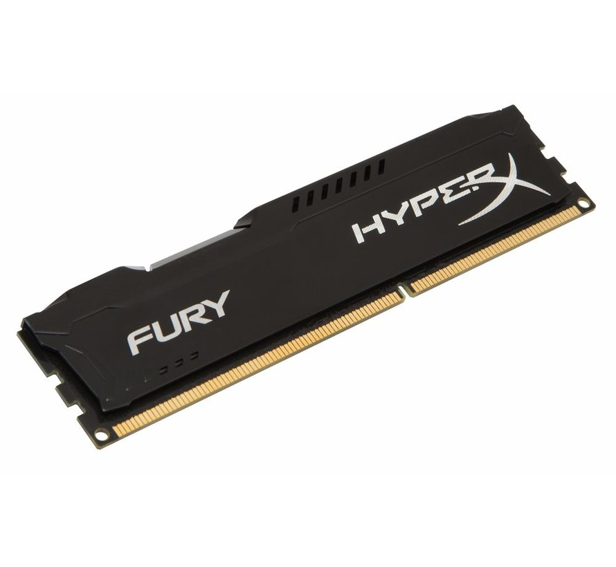 MEM  HyperX Fury 4GB DDR3 / 1600 CL10 DIMM
