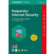 Kaspersky Internet Security 2019 1 User Multi-Language