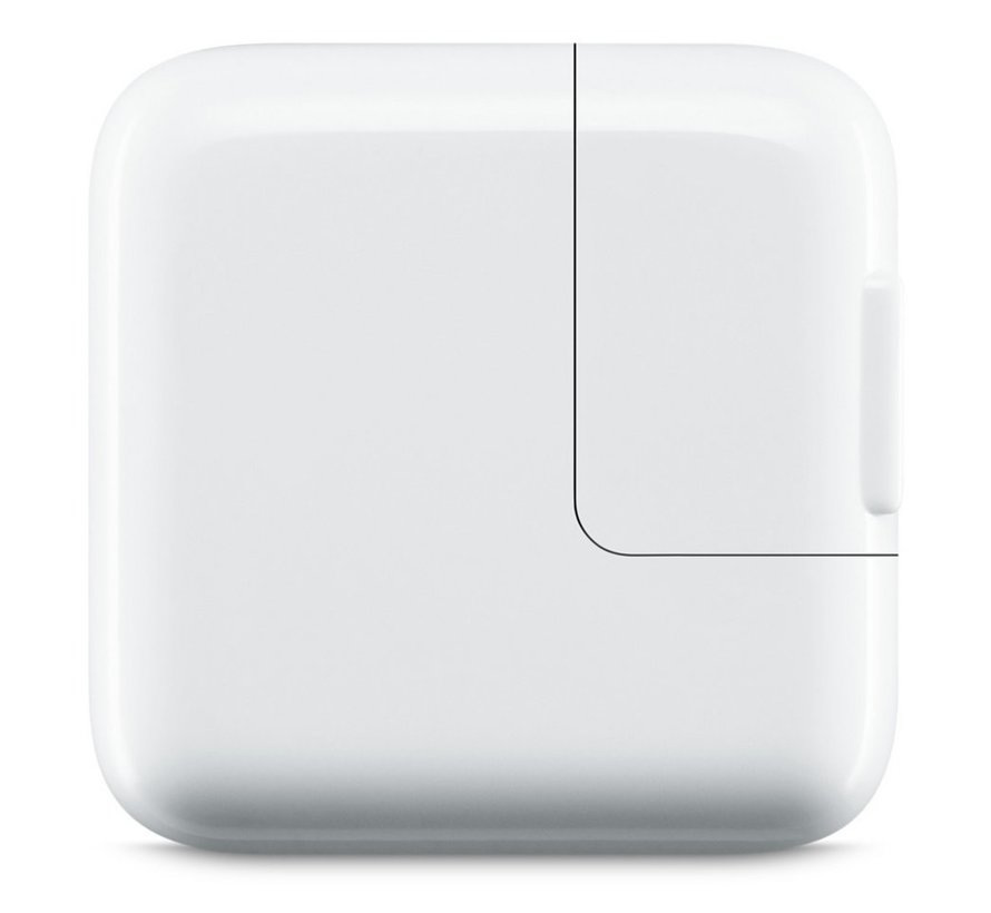 USB-lichtnetadapter van 12W - Bulk