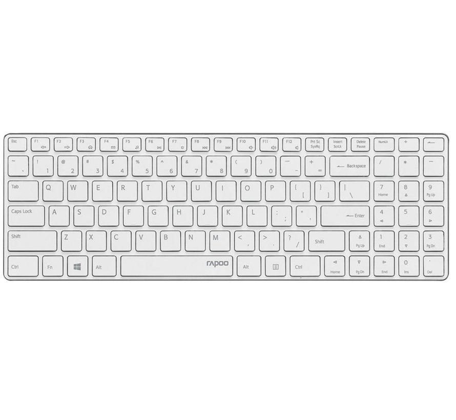2.4GHz Ultra-slim Keyboard - white