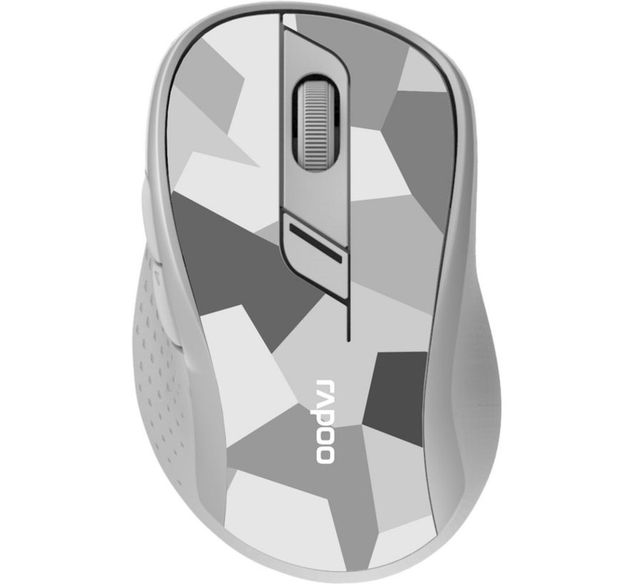 2,4GHz Multi-Mode Mouse Grey