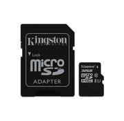 Kingston Technology Canvas Select flashgeheugen 32 GB MicroSDHC Klasse 10 UHS-I
