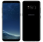 Samsung Galaxy S8+ Smartphone 6.2 64GB Black RFS (refurbished)