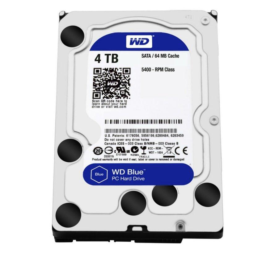 HDD WD ™ 4TB IntelliPower - 64MB - SATA3 3.5 inch