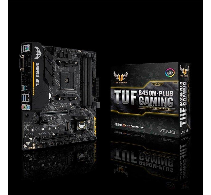 MB  TUF B450M-Plus Gaming / 1151 8th comp /  m.2  / mATX