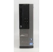 Dell Opti. 3010 I3-3245 3.4GHz 4GB 500GB+240GB SSD RFB (refurbished)