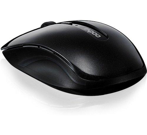 Rapoo 5G Mouse 7200P - black