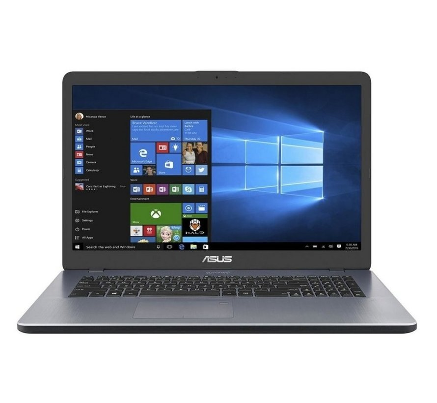 ASUS F75 / 17.3 / i5-8250u/ 8GB / 256GB SSD / W10 / RFB (refurbished)
