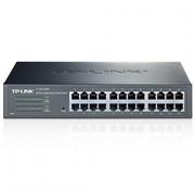 TP-Link TP-LINK JetStream Managed L2 Gigabit Ethernet (10/100/1000) Zwart