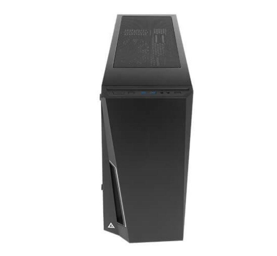 Case  DA501 Black / ATX micro-ATX ITX / Window / RGB