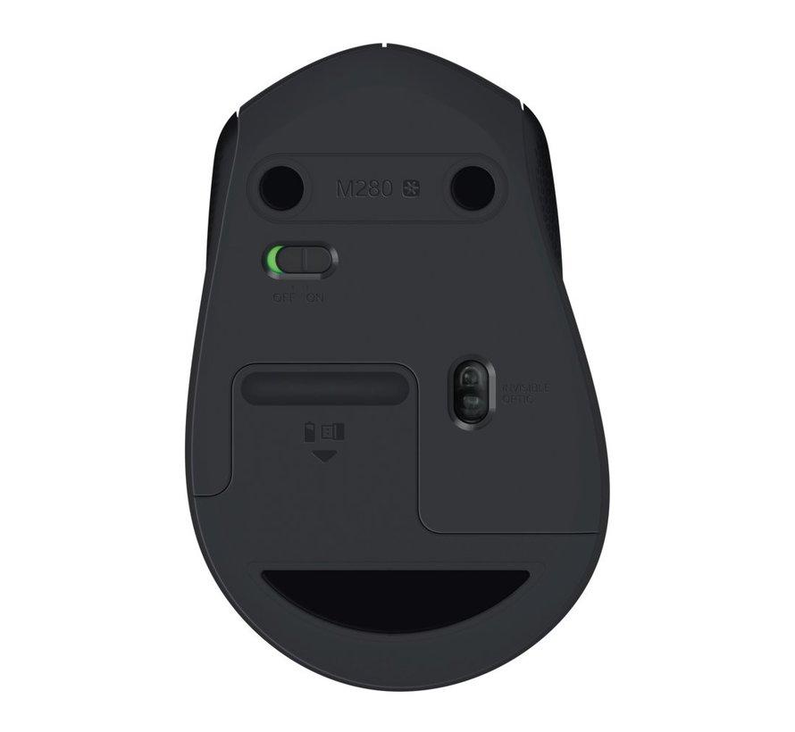 Wireless Mouse M280 Black