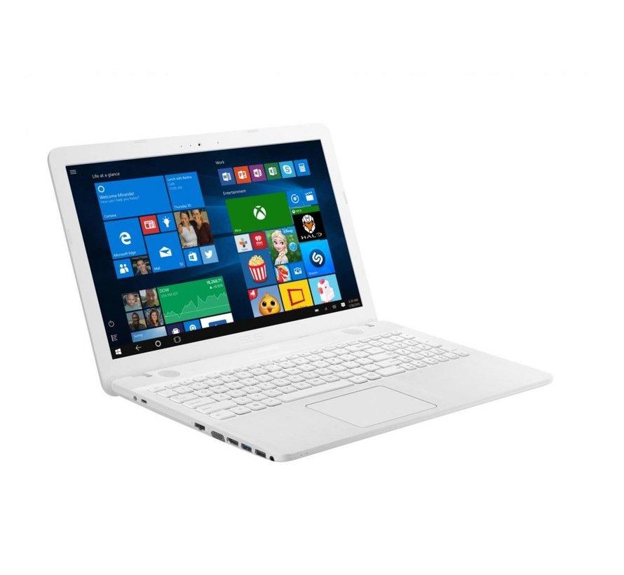 X541NA 15.6  N3350 / 4GB DDR4 / 240GB SSD / WHITE / W10 (refurbished)