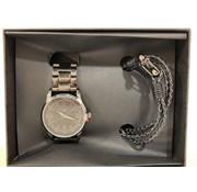 OEM Enzo Tempo Milano heren horloge + armband set