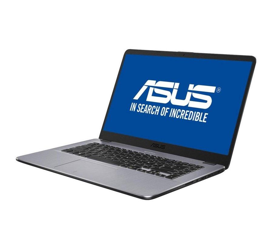 ASUS X505ZA 15.6 F-HD Ryzen 5 2500U / 4GB / 240GB SSD / W10