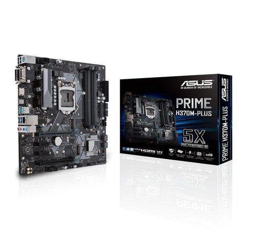 Asus MB  Prime B360M-K 1151 8th comp DVI / USB3.1 / mATX