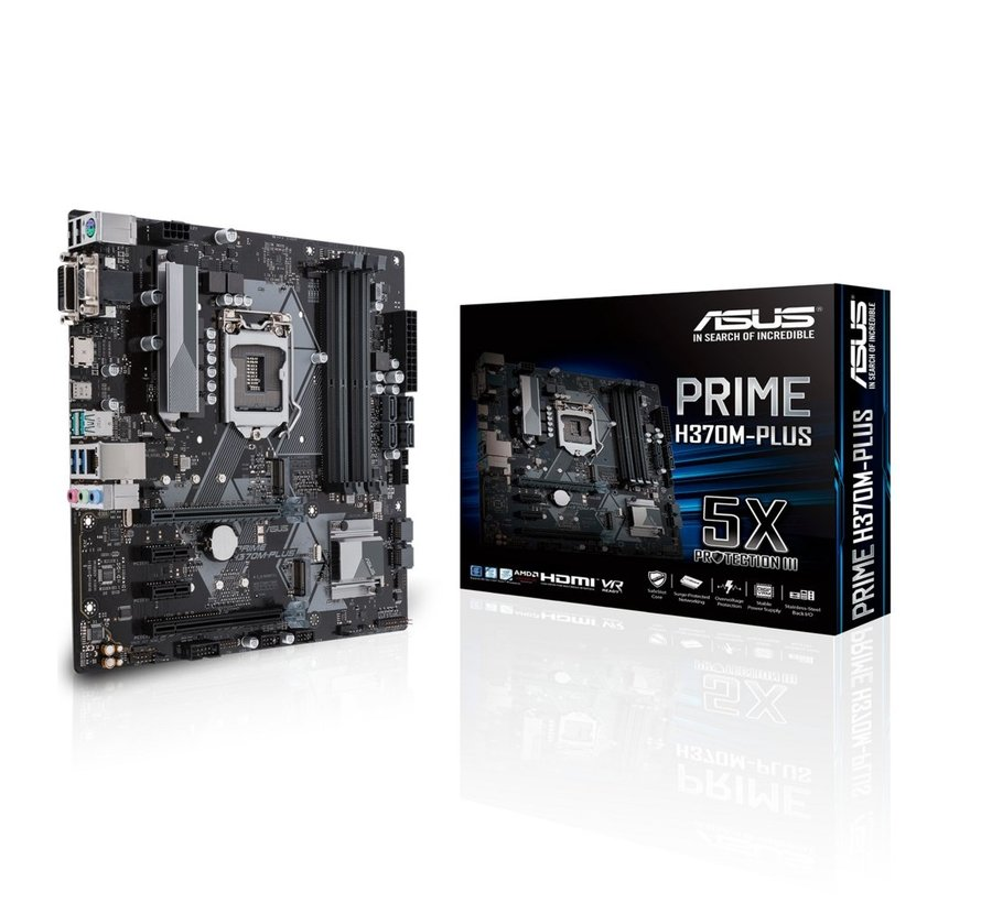MB  Prime B360M-K 1151 8th comp DVI / USB3.1 / mATX