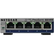 Netgear ProSafe Plus 5 Port Webm. Gigabit Ethernet Switch