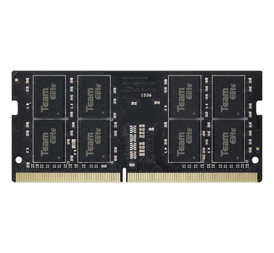 MEM Team Elite 8GB DDR4 / 2400 SODIMM