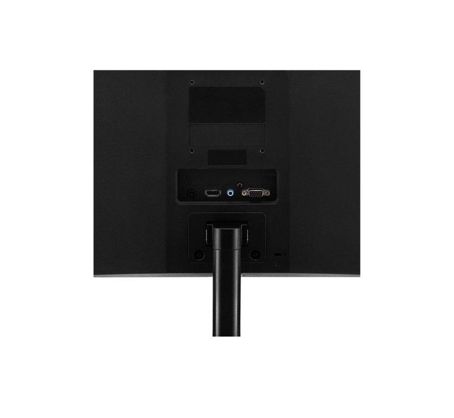 Mon  24MK400H 23.8Inch / F-HD / HDMI / Vesa / VGA /  Black