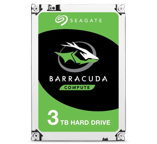 Seagate HDD  Barracuda 3TB / 3.5 inch / SATAIII / 7200RPM