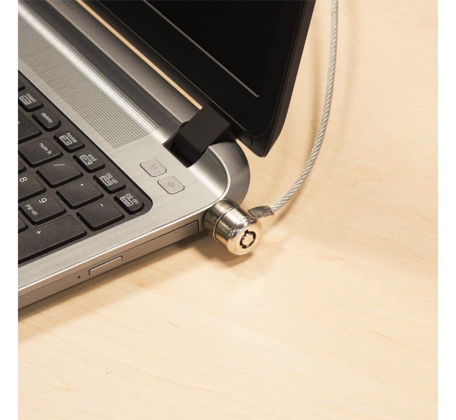 Notebook Lock 1.5 Meter 2 keys